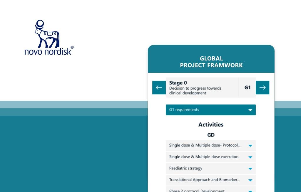 Novo Nordisk Global Project Framework